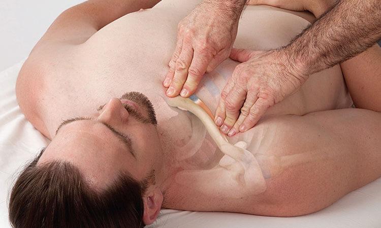 Медицинский массаж. Показания и противопоказания