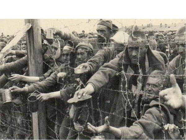 Фальшивая история человечества Великая Отечественная война Военнопленные