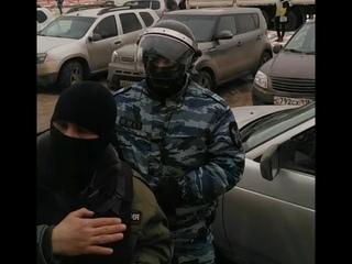 Под Казанью ОМОН разогнал палаточный лагерь против МСЗ