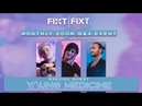 FiXT Neon Presents Young Medicine QA Zoom Event July 28, 2020 Replay