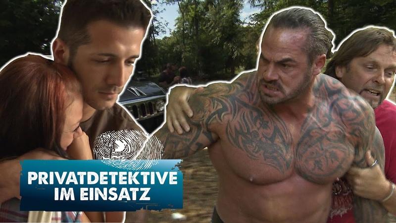 Eskalation Stalker greift gute Freundin von Carsten an Privatdetektive im Einsatz