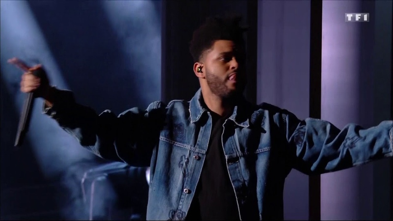 The Weeknd - I Feel It Coming (and Award D'honneur) - NRJ Music Awards Live HD 04-11-2017