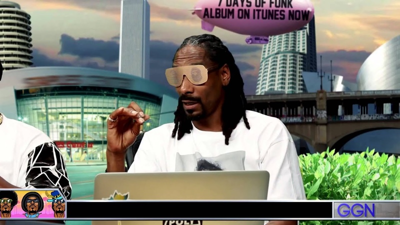 Snoop Dogg impersonates today's rappers sound alike flow