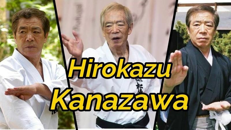 The Legend of Karate Hirokazu Kanazawa Tribute