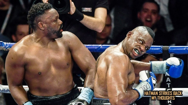 Dillian Whyte vs Dereck Chisora Highlights