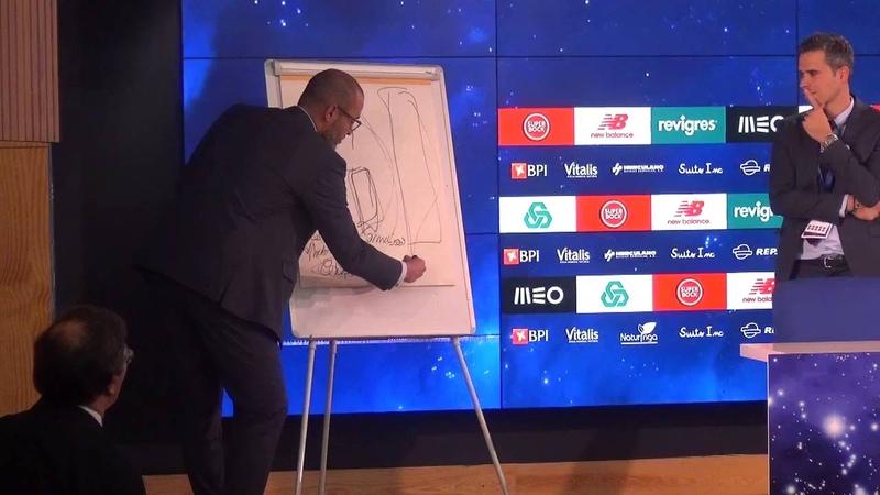 Nuno explicou o que é jogar à Porto