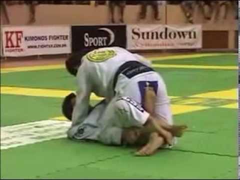Gabriel Nepao Gonzaga vs Demian Maia 2007 BJJ World Championship