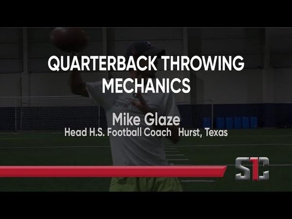 Quarterback Throwing Mechanics