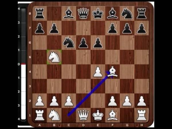4 Paul Morphy vs Adolf Anderssen París 1858 Defensa Siciliana