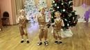 Новогодний утренник в детском саду | Прикольный танец медвежат [Студия Отражение - VideoReflex]