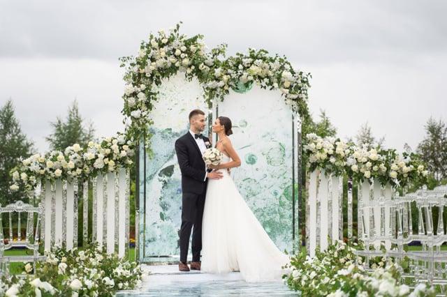 SDE Свадьба Дмитрия и Марины в Летнем Дворце