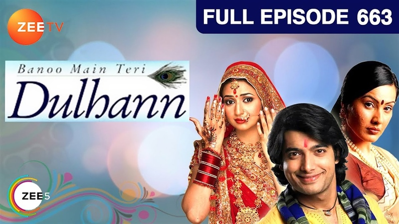Banoo Main Teri Dulhann Hindi Serial Full Episode 663 Divyanka Sharad Malhotra Zee TV