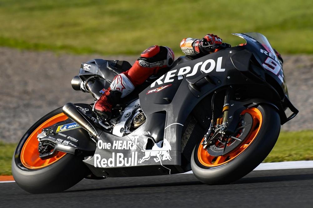 Результаты 2-го дня тестов MotoGP в Валенсии