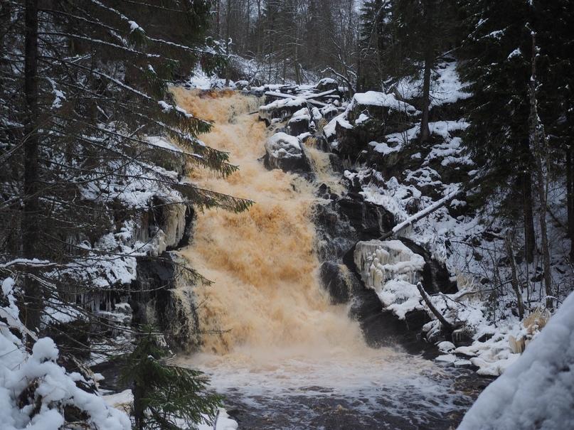 Водопадная Карелия, изображение №20