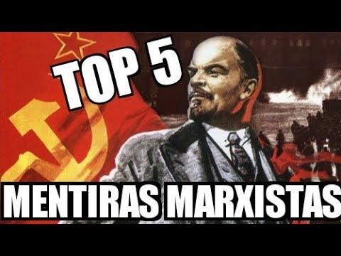 Las mejores mentiras marxistas del milenio para destruir Occidente
