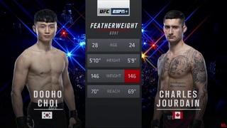 💥UFC fight night 165 BUSAN💥 Краткий обзорИТОГИ