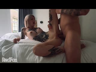 Redfox spying on the neighbors hot pov fucking at an amsterdam hotel