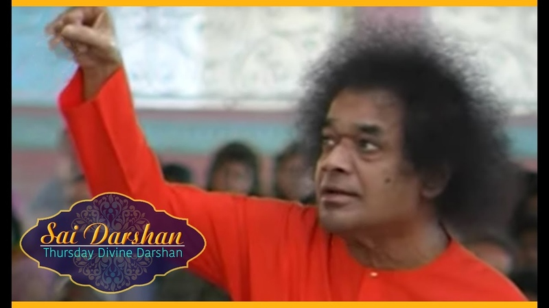 When God Becomes The Architect of His Own Temple | Sai Darshan 279 | 14 Nov 1996