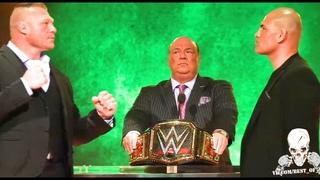 Кейн Веласкес и Брок Леснар проведут бой на турнире по рестлингу
