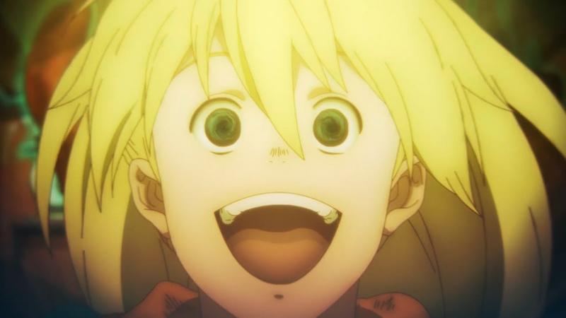 TVアニメ『ドロヘドロ』ノンクレジットオープニング映像 (K)NoW_NAME「Welcome トゥ 混沌(カオス)」