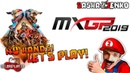 MXGP 2019 Gameplay (Chin Mouse Only)