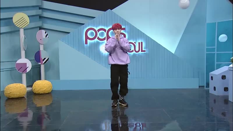 [Pops in Seoul] Byeong-kwans (A.C.E) Dance How To! Red Velvets «Psycho» [RUSSUB]