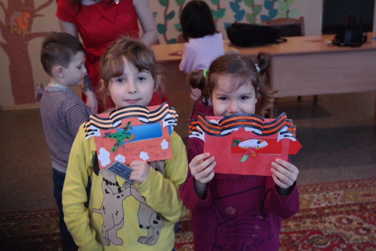 День защитника Отечества в Детском социальном приюте