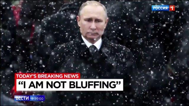 Вести в 20:00 • Выступление Путина вызвало истерику у западных СМИ