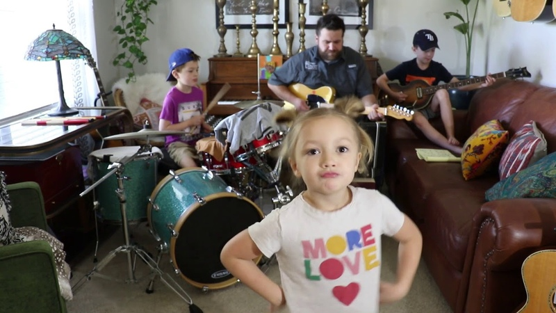 Colt Clark and the Quarantine Kids play Don't Bring Me Down