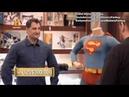 TRATO FEITO - TRAJE DO SUPERMAN