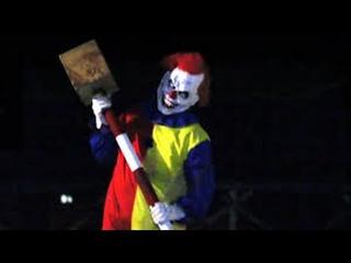 Killer Clown Scare Prank 1- 7    DmPranksProductions