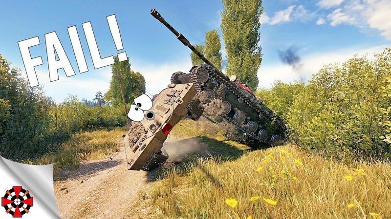 World of Tanks Funny Moments Epic Wins And Fails 434 WoT Highlights
