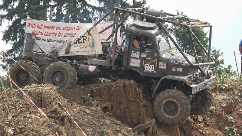 6x6 Praga, ZIL-131 Truck Show   Truck Trial   Tegau