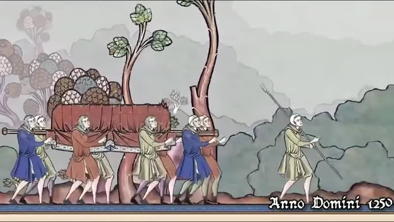 Astronomia - Coffin Dance Medieval Edition by Anno Domini 1250 - 8K AI Upscaling