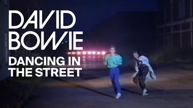 David Bowie Mick Jagger - Dancing In The Street (Official Video)