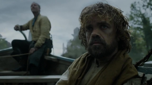 Tyrion sees
