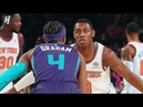 New York Knicks Vs Charlotte Hornets - Full Game Highlights 11.16.19