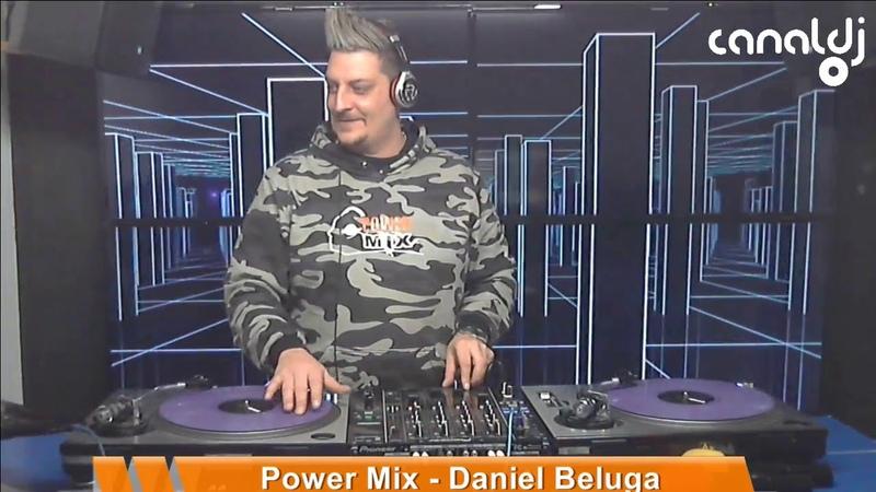DJ Daniel Beluga Tech House Programa Power Mix 05 09 2019
