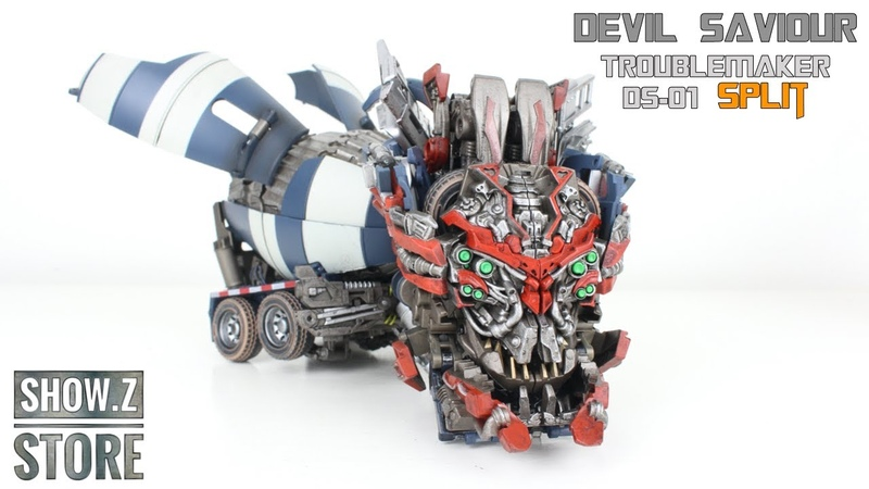 Devil Saviour DS 01 Split Mixmaster Troublemaker Review
