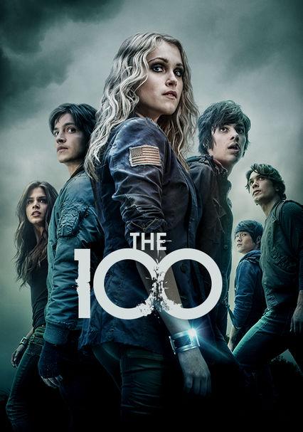 netflix dizi önerisi: THE 100