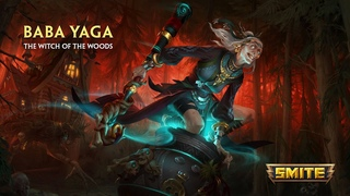 SMITE - God Reveal - Baba Yaga, The Witch of the Woods