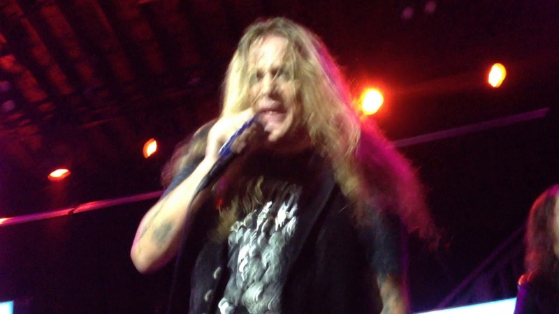 Sebastian Bach - Youth Gone Wild - Charlotte, NC 8/31/19