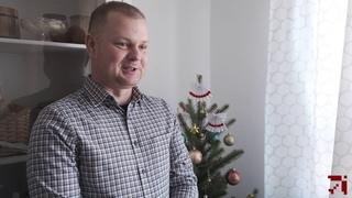 История Андрея и Полины Шарендо.