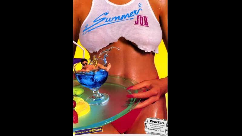 Летняя работа Summer Job 1988 Горчаков VHS