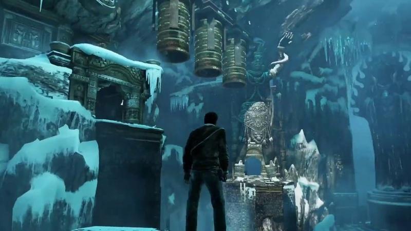 Uncharted 2 Among Thieves Среди Воров 18 Ледяное сердце