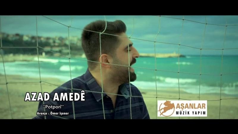 Azad Amedê - Bejın Zırav Şerine Eyşane Halay Delilo Süper Halay Oyun Havası - 2019 Dehşet Halay