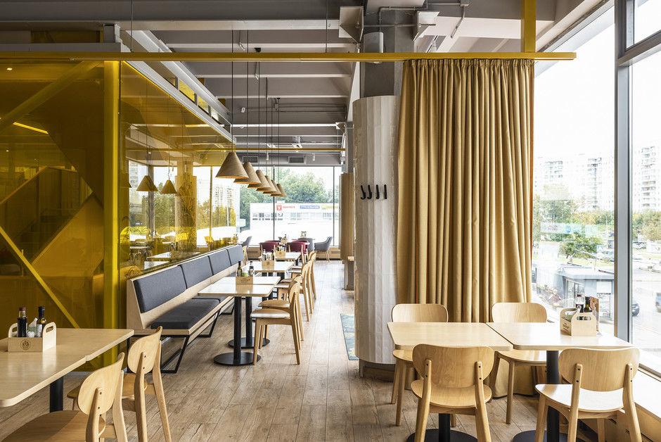 «Кухня Полли»: кафе и ресторан в Строгино