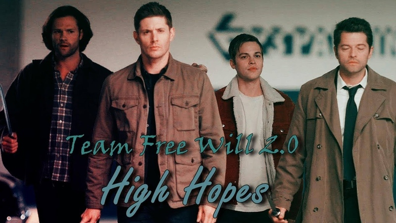 Team Free Will 2.0 – High Hopes (videoSong Request) [AngelDove]