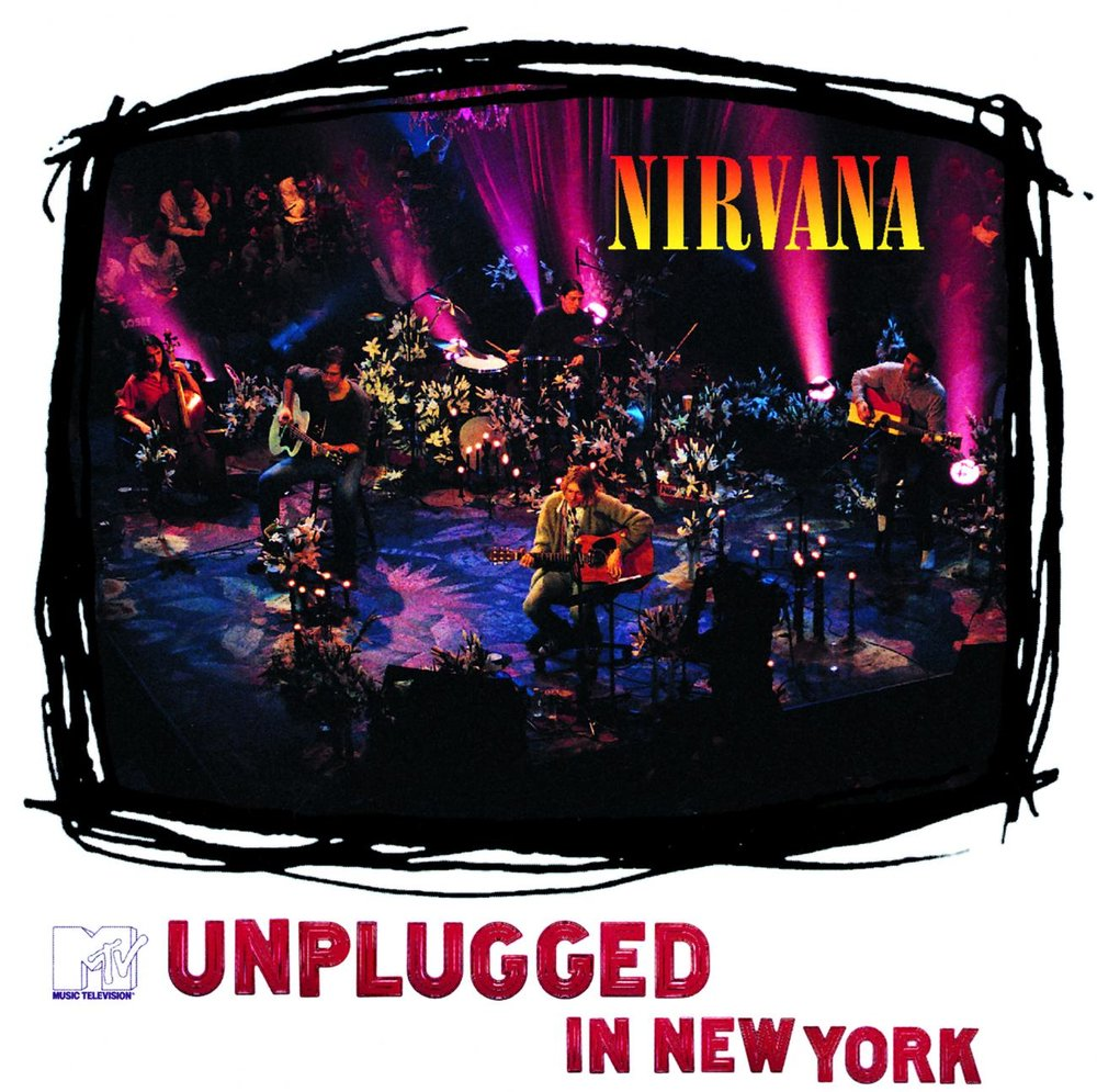 Nirvana - MTV Unplugged In New York [25th Anniversary, Live]