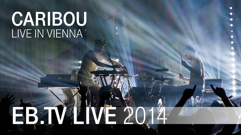 CARIBOU live in Vienna 2014